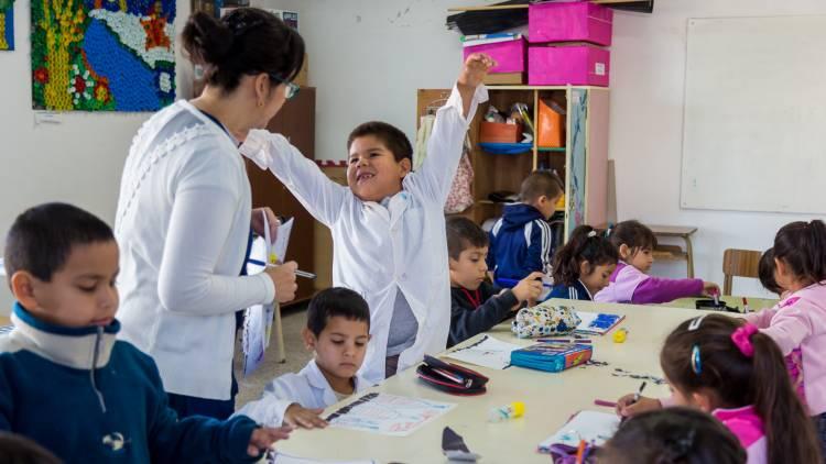 Los futuros docentes santafesinos están entre los mejores del país