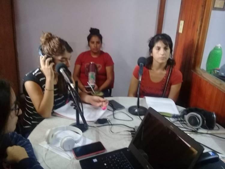 """Nota con organización de mujeres, por el """"DÍA INTERNACIONAL DE LA MUJER TRABAJADORA"""""""