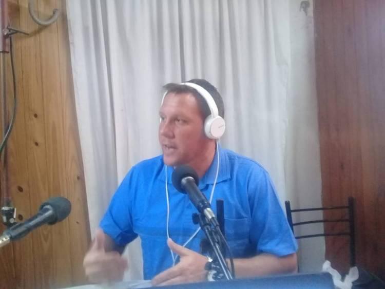 Gabriel Cornero Santini, pre candidato a concejal