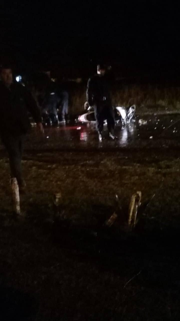 Fallece una joven en accidente de tránsito