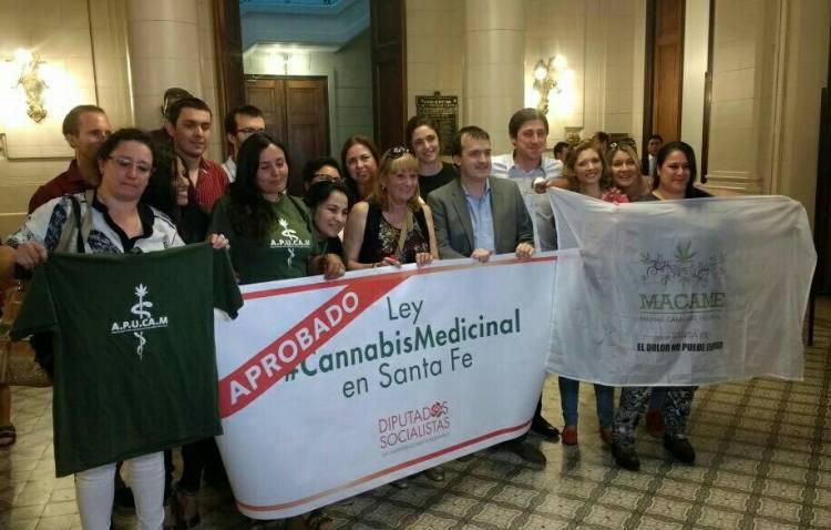 Santa Fe a un paso de producir Aceite de Cannabis con fines medicinales