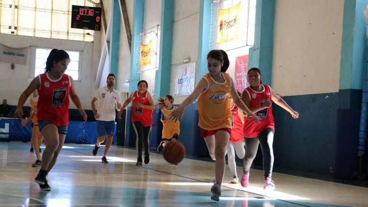 La provincia será sede del torneo de básquet Intercolegial NBA Jr. League