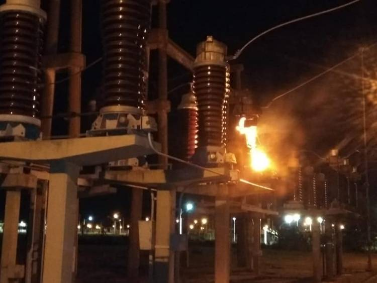 El departamento 9 de Julio y San Cristobal sin electricidad