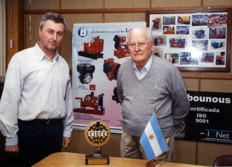 El motor  Bounous deja de fabricarse en el país