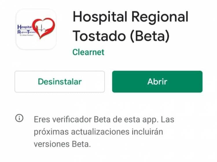Hospital de Tostado pone en marcha la teleconculta
