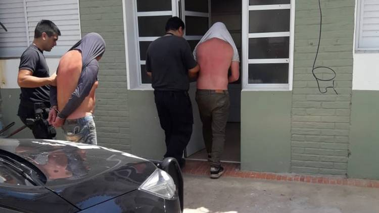 Detuvieron a una banda de ladrones cordobeses