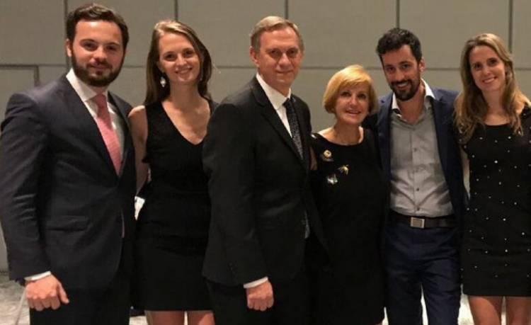 La hija de Marcelo Bonelli, funcionaria del Ministerio de Educación