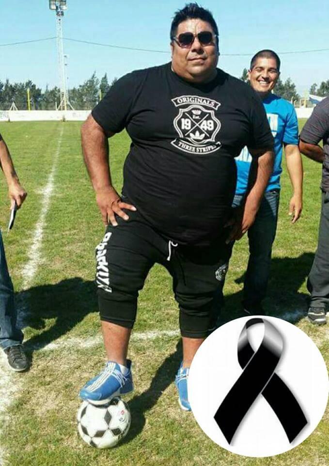 "Fallece José Eduardo ""Corcho"" Mansilla"