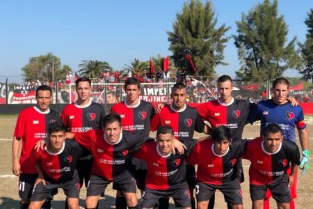 Fútbol: San Lorenzo de Tostado derrotó a Libertad de Sunchales