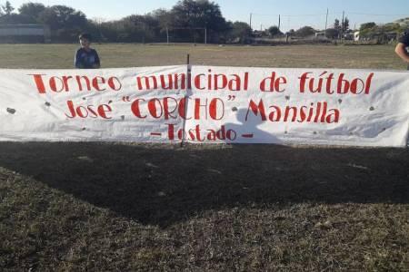 """Tostado: torneo de fútbol """"Corcho Mansilla"""""""