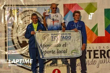 Tostado: destacada actuación del maratonista Julio Lemercier