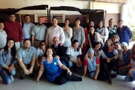 Pozo Borrado:  proyecto de la Escuela 591 tiene reconocimiento provincial