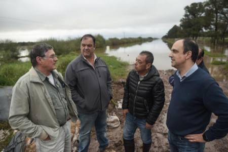 """""""Tenemos un plan hídrico para el norte"""""""