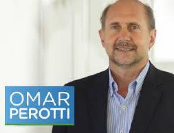 Entrevista a Omar Perotti, pre candidato del Justicialismo a gobernador de la Provincia de Santa Fe