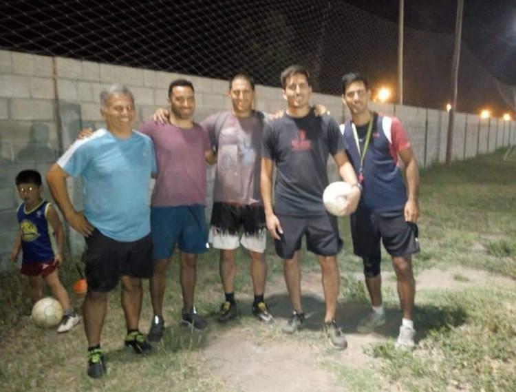 Fútbol: San Lorenzo de Tostado ya entrena