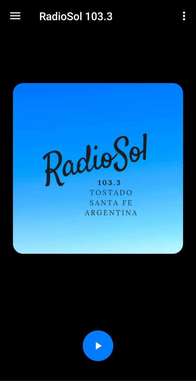 RadioSol 103.3 tiene su APP