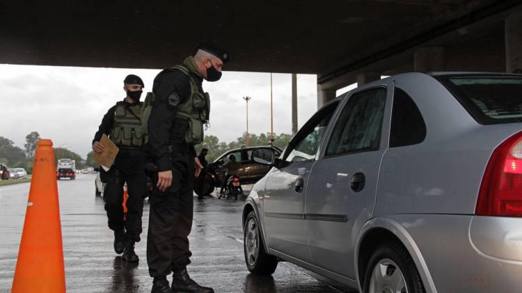 Provinciales: más de 1700 aprehensiones y 52000 vehículos controlados
