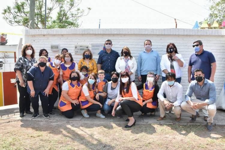 Primer Jardín de Infantes provincial con Modalidad Bilingüe