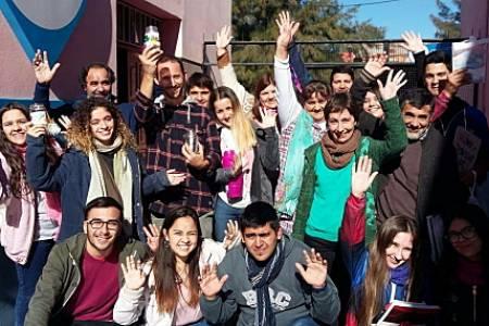 Tostado: se realizó un encuentro con estudiantes y docentes sobre educación ambiental