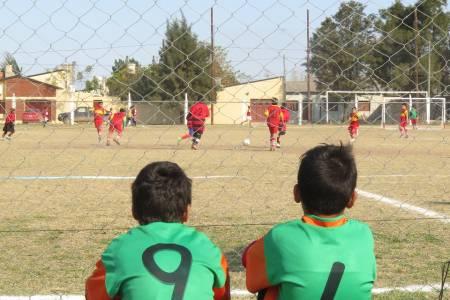 Tostado: superliga infantil de fútbol