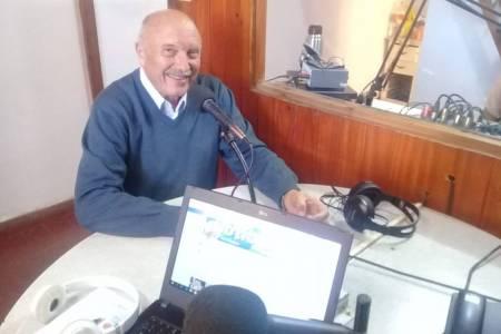 Entrevista a José Weber, pre candidato a Diputado Provincial, por una de las listas del PJ santafesino