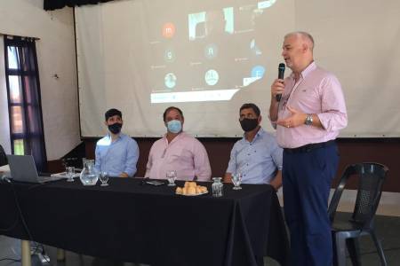 Villa Minetti: aportes no reintegrables para productores ganaderos