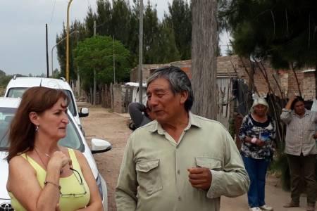 La Ministra de Salud de la provincia visitó Tostado